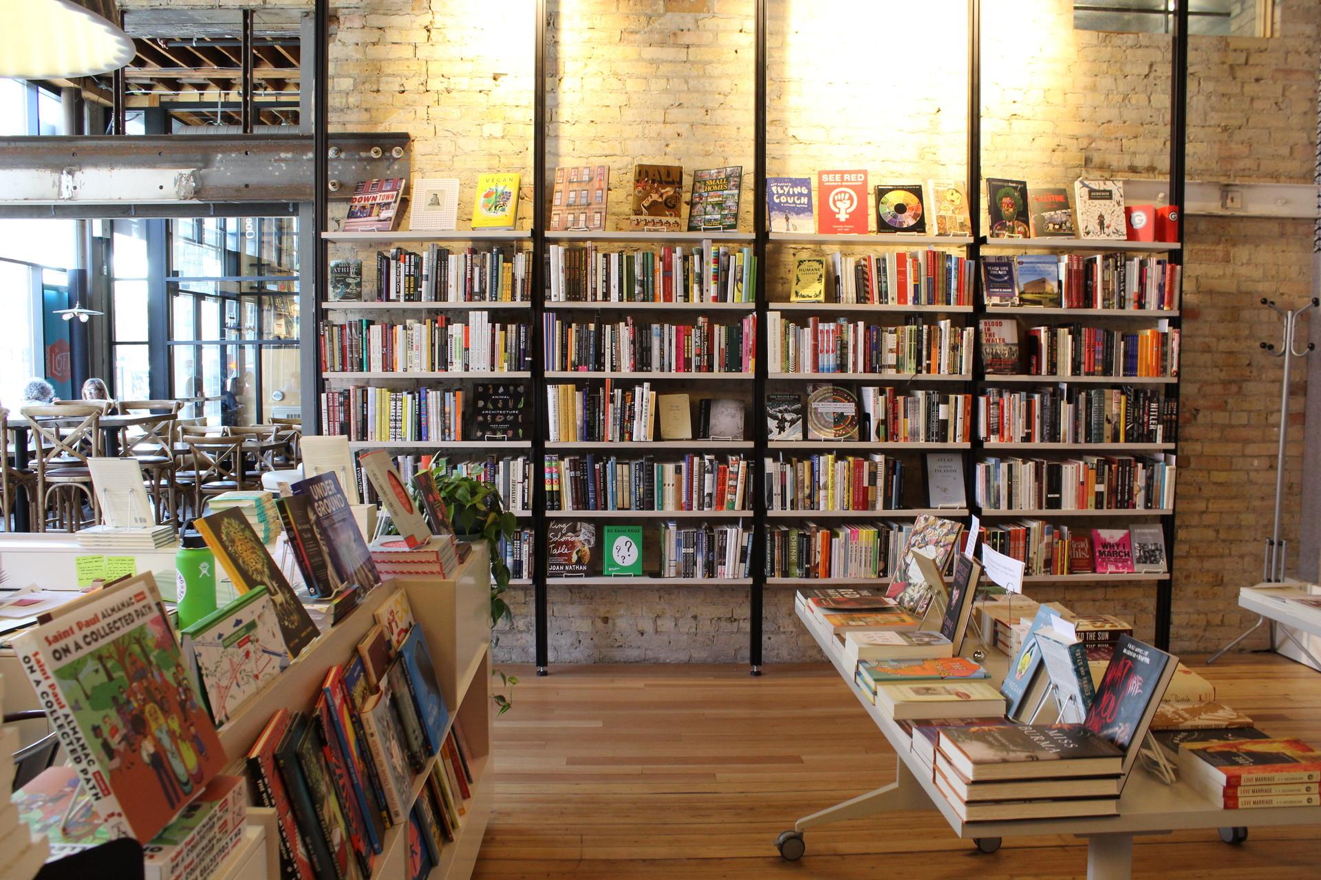 Bookstore Milkweed Editions