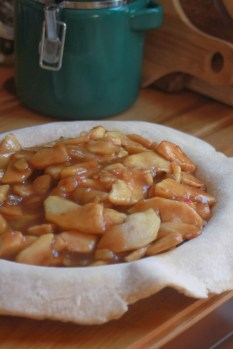 apple pie fillin