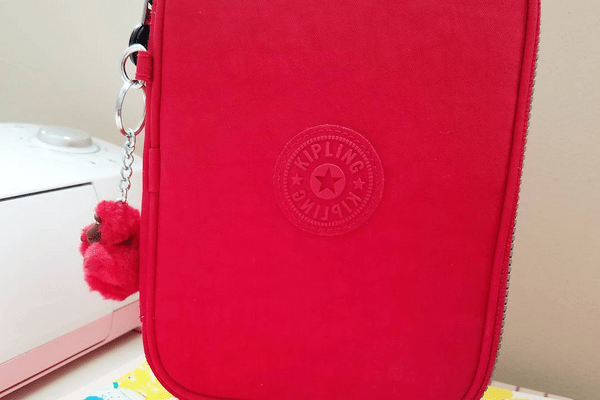 Kipling 100 Pen Case & Mini Haul
