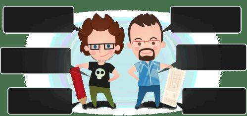 équipe création sites web milkyweb