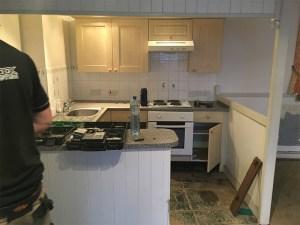 Kitchen Refurbishment