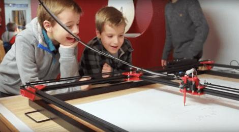 Fabricação Digital @ Oficina das Crianças