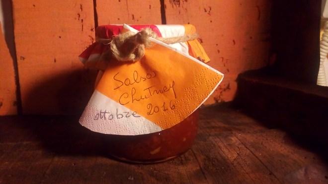 salsa chutney