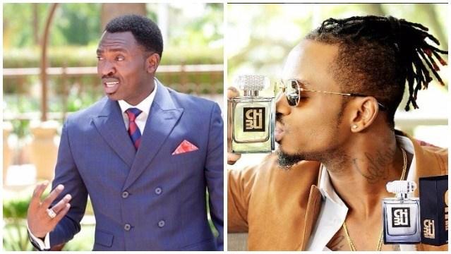 Alichokiandika Naibu Waziri Kigwangalla kuhusu perfume ya Diamond