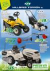 catálogo de maquinaria agrícola Millares Torrón en Lugo