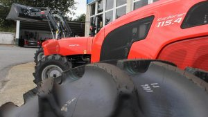 Tractores agrícolas pequeños Millares Torrón en Lugo