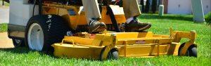 Cortacesped millares torron jardinería en Lugo