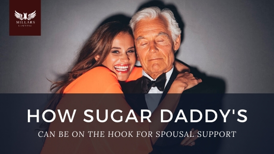 Sugar Daddies Can Be on The Hook