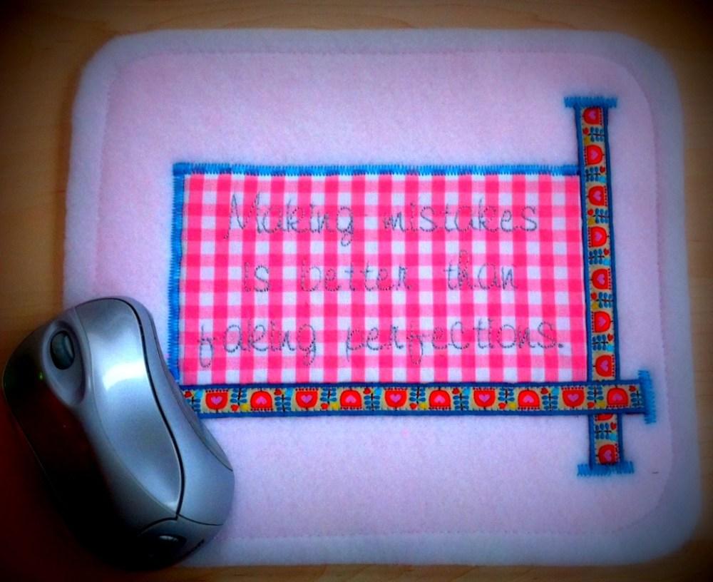 DIY-Mousepad