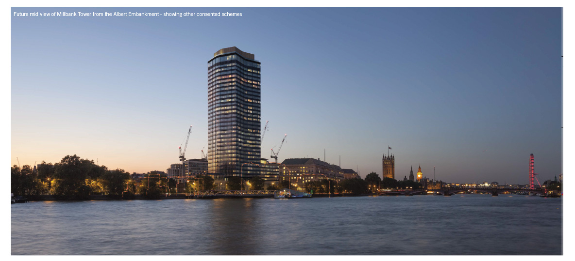 Future View of Millbank Tower
