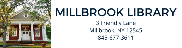 Logo for Millbrook Library