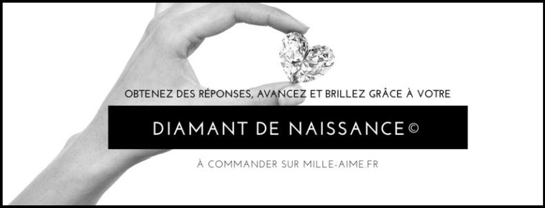 Diamant de naissance© by Mille Aime