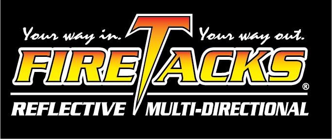 FireTacks on black logo 2