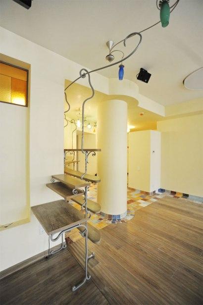 Дизайн интерьера квартиры. Фрагмент гостиной
