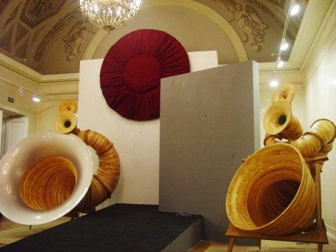 Дизайн выставочного интерьера. Книжная графика Сальвадора Дали