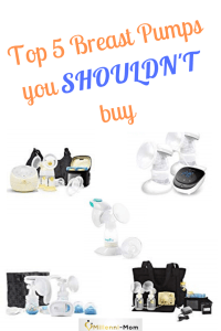 wireless breast pumps, 5 breast pumps you shouldnt buy