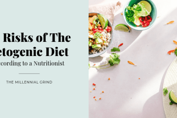 10 Risks of The Ketogenic Diet According to a Nutritionist; avocado salads food bowls