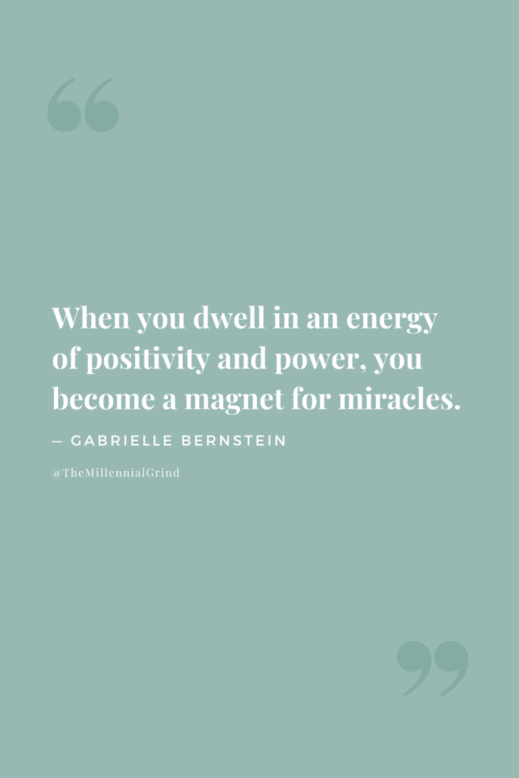 Quotes from The Universe Has Your Back by Gabrielle Bernstein