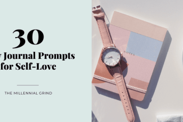 30 Easy Journal Prompts for Self-Love