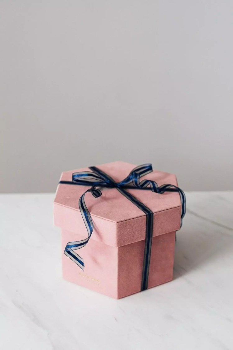 Pink Manifestation Box