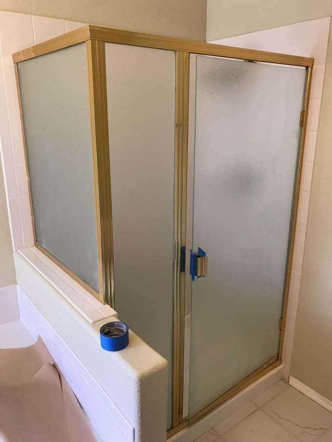 Removal Of Shower Door Frame Viewframes Co