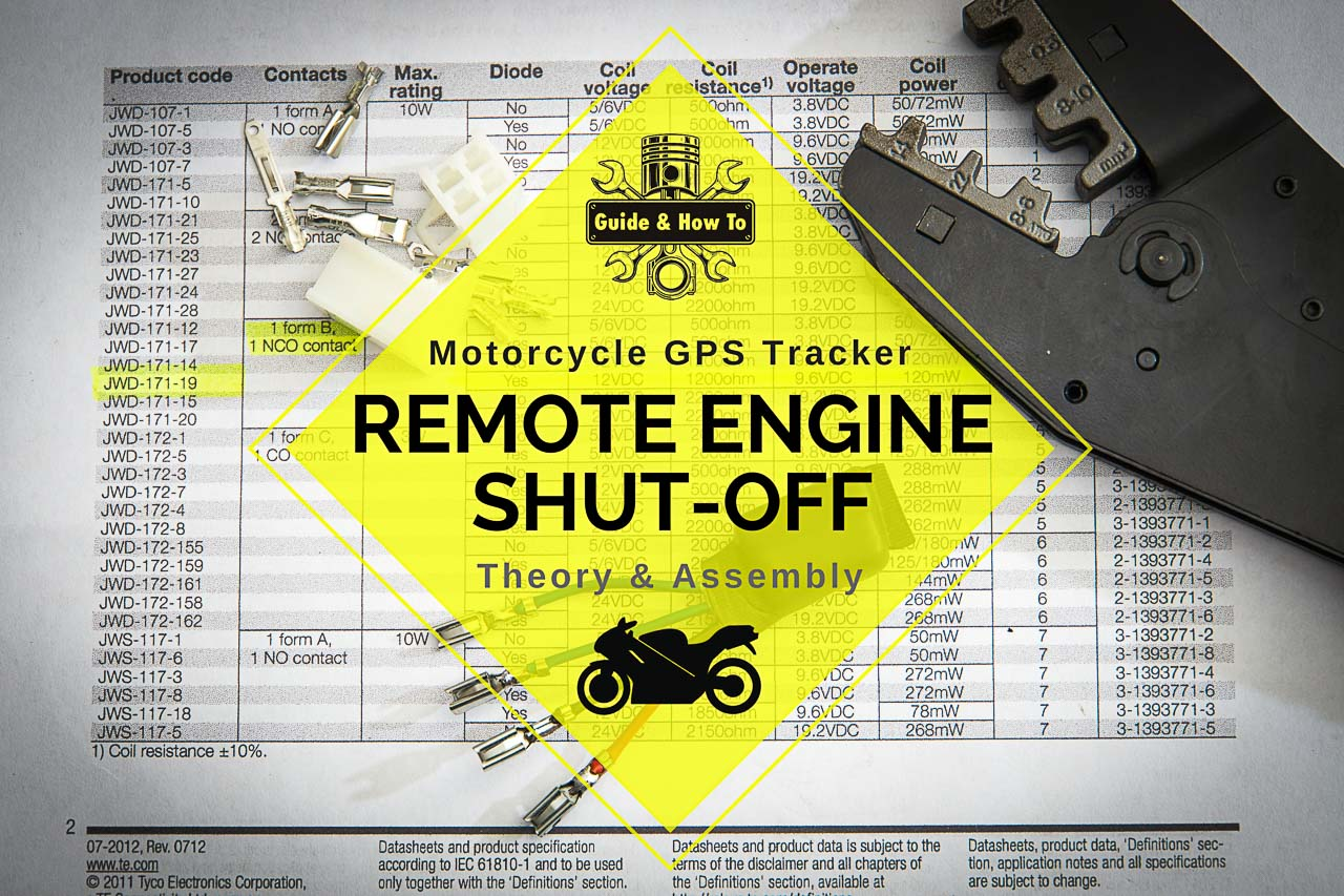 Remote Engine Shut-Off Device for Motorcycles - Title Thumbnail