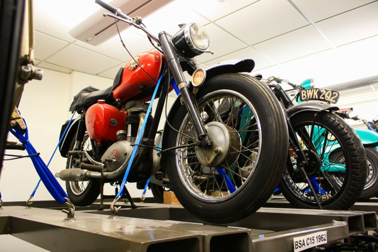 There's no better way to speed up a motorcycle sale - while increasing the selling price in the process - than to open up your potential market to the whole world.
