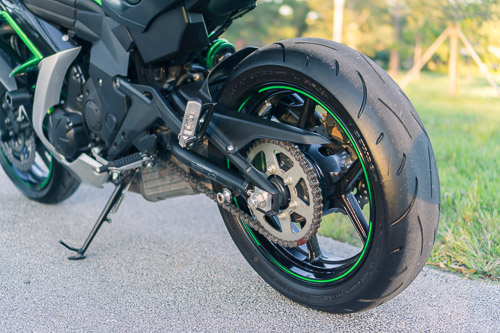 If you ever lose the bolts, you might end up wondering what's the best bolt grade for swingarm spools