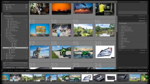 The Lightroom keyword hierarchy is a very powerful organizational tool - Here are some best practices