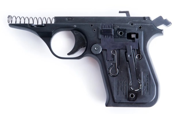 Phoenix Arms hp22a/hp25a upgraded safety