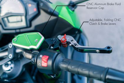 If your motorcycle pictures have enough bokeh to make them instagram-worthy, you're probably doing alright.
