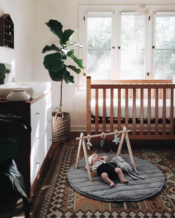 nursery from calivintage on instagram