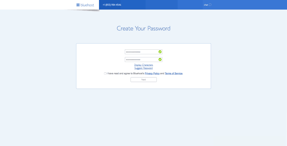 bluehost is a great way to help you start a blog