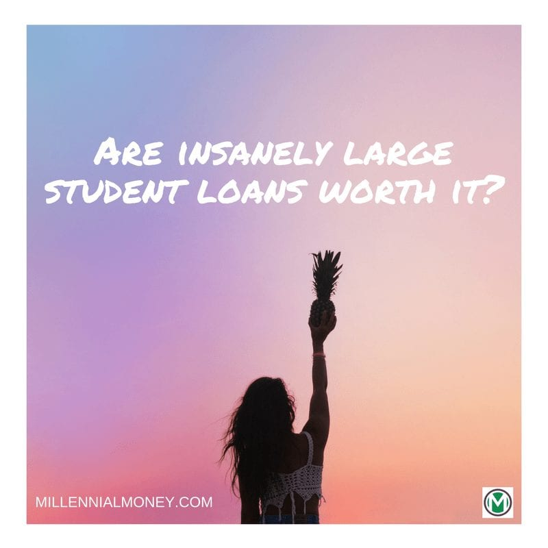 large student loans