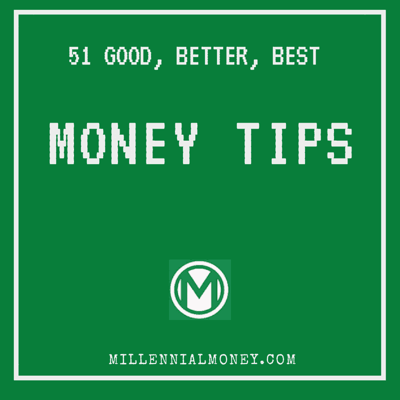 51 best money tips