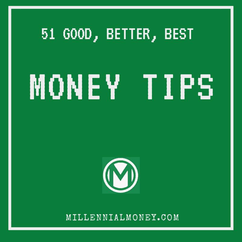 51 best money tips