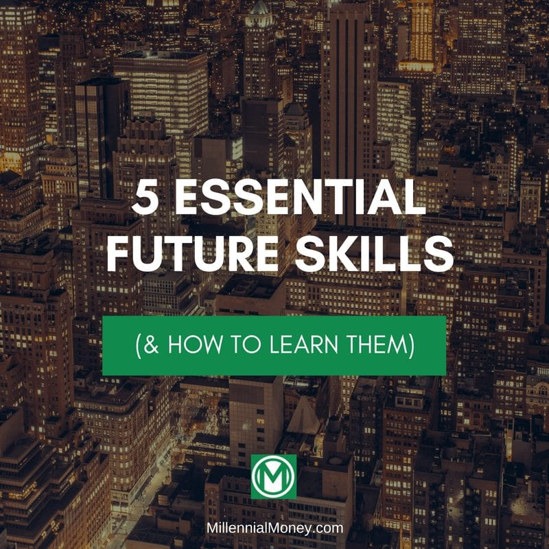 5 Essential Future Skills