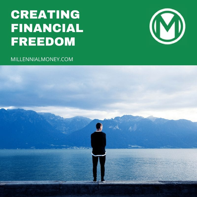 creating financial freedom