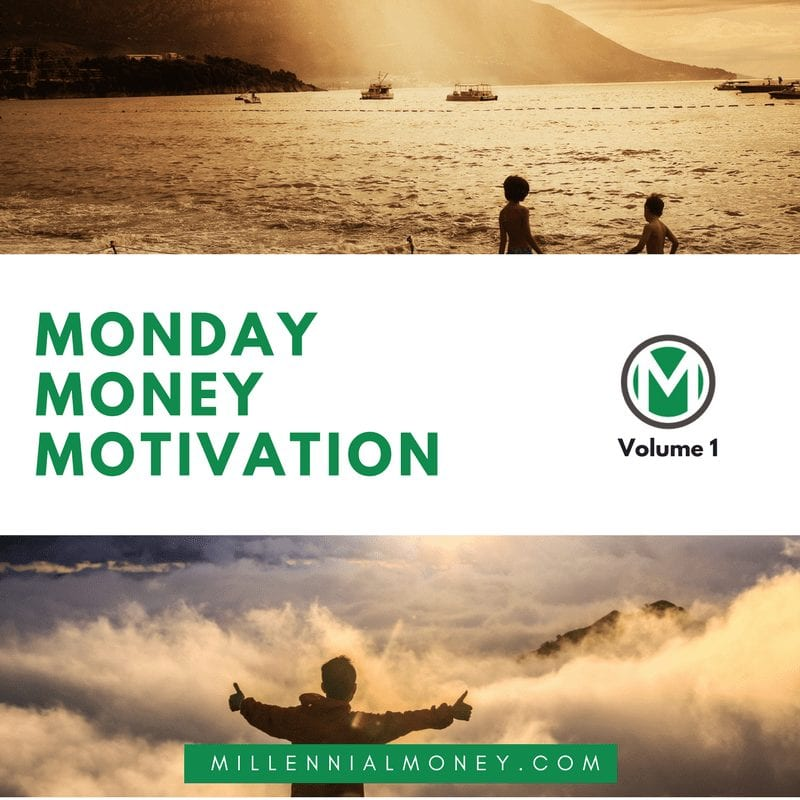 monday money motivation