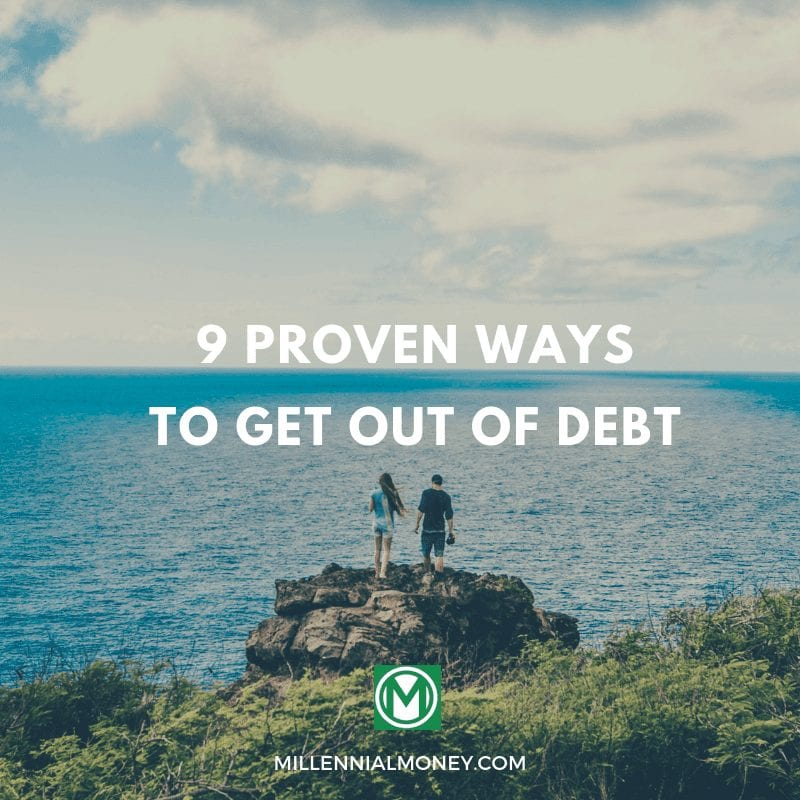 How to get out of Debt. 9 proven solutions to debt relief