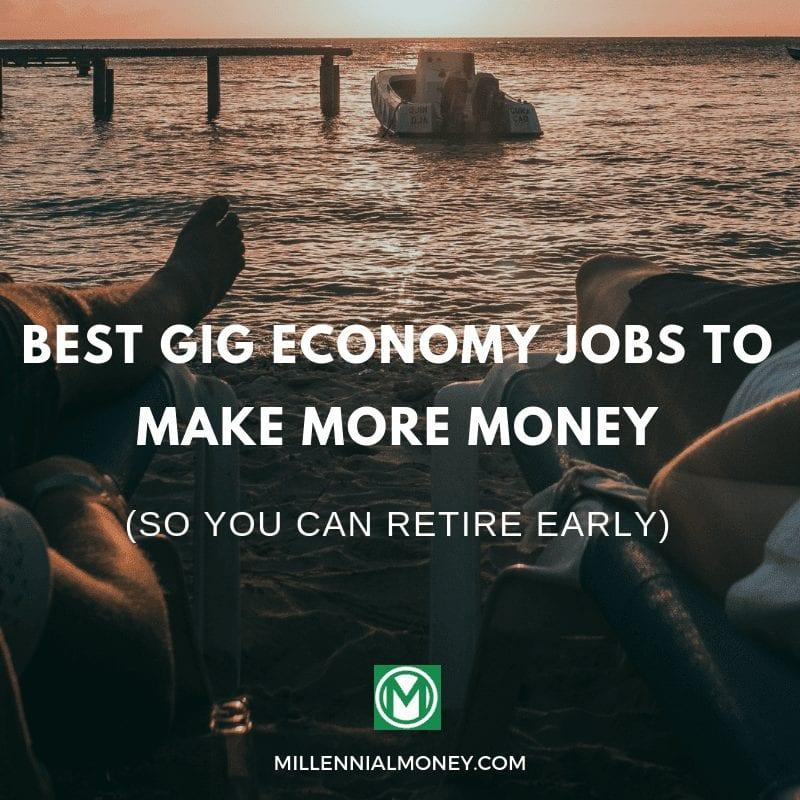 Best Gig Economy Jobs