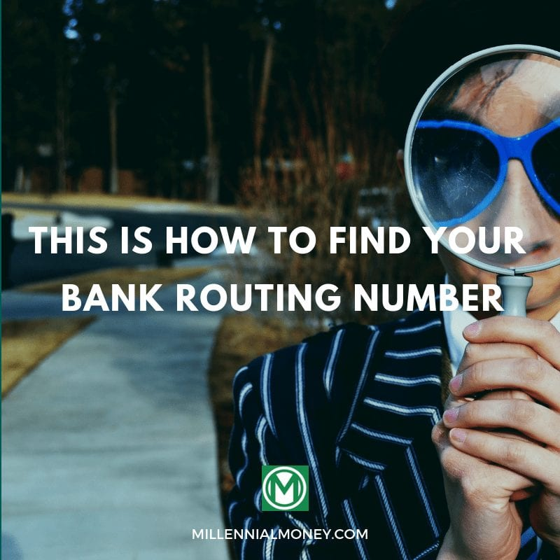 This is how to find your Chase Routing Number