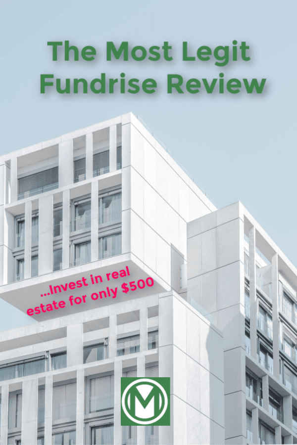 Looking to invest in real estate but cannot afford a downpayment? Now you can invest in real estate through crowdfunding resources. This is a legit review of Fundrise.