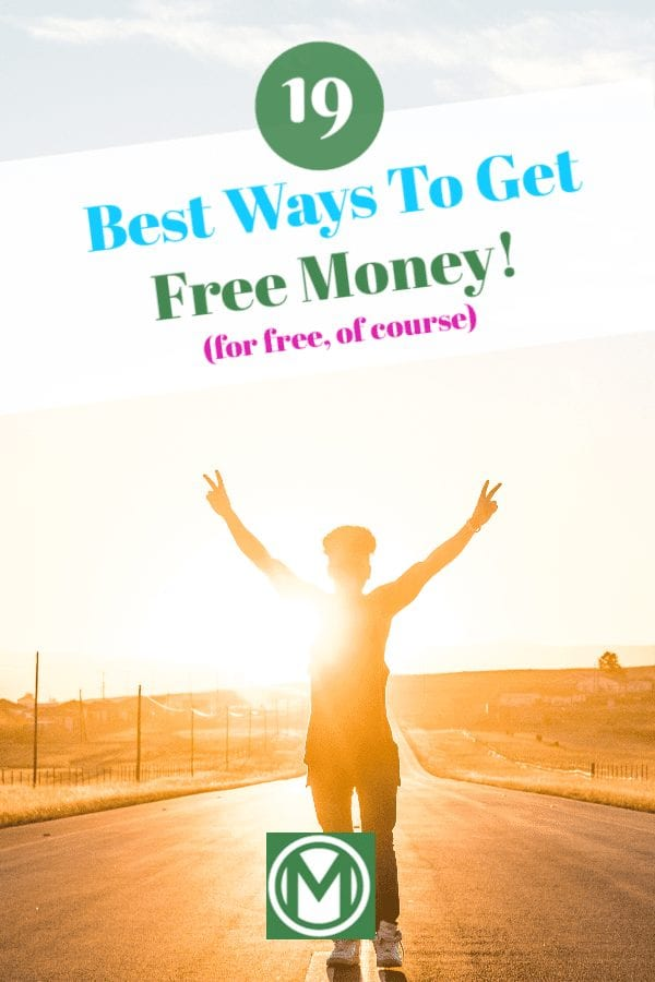 Don't believe us? No problem, because in this article, we'll show you 19 awesome ways to earn free money online.