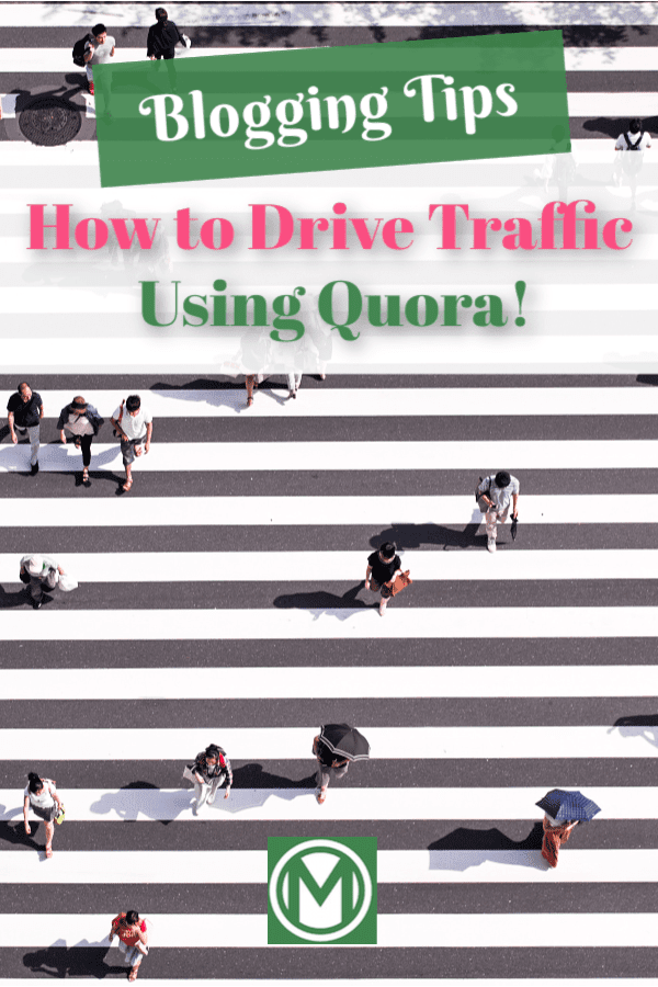 Learn How To Drive Major Traffic To Your Website With Quora! Seriously, a ton of click throughs!