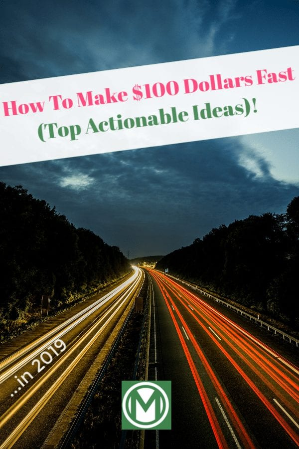 So, you want to know how to make $100 a day? Good, because here are 10 ways to do just that.