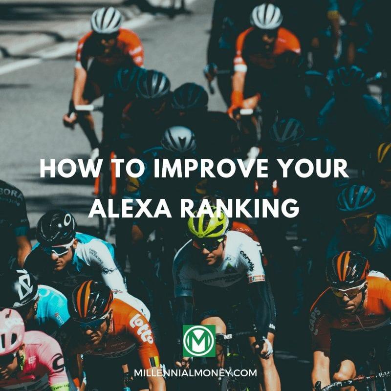How to Improve Your Alexa Ranking