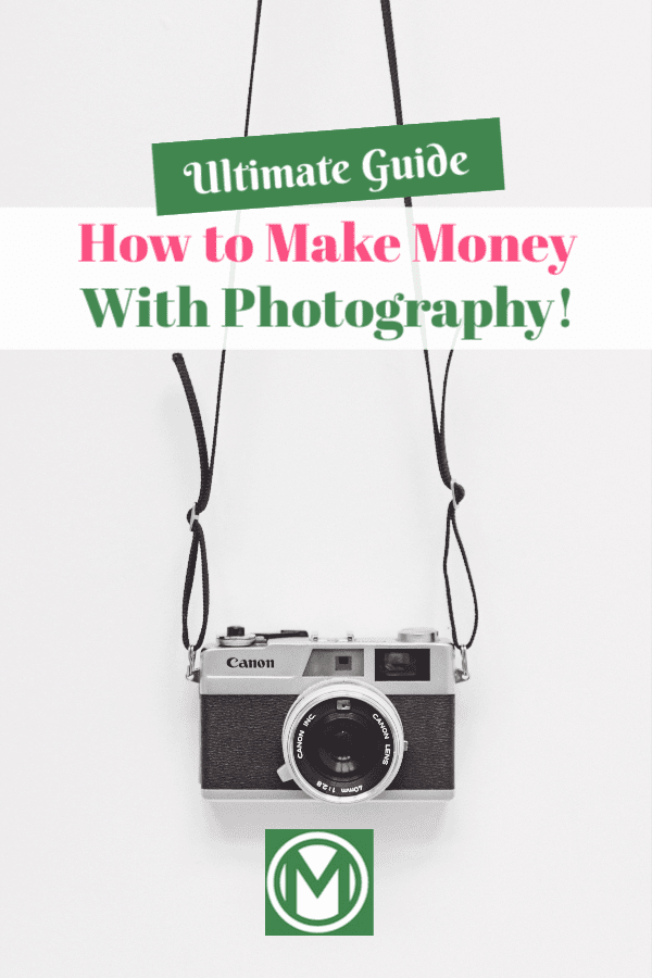 Are YOU interested in making money with photography? Awesome, me too! This is the ultimate guide to making photography a lucrative side hustle