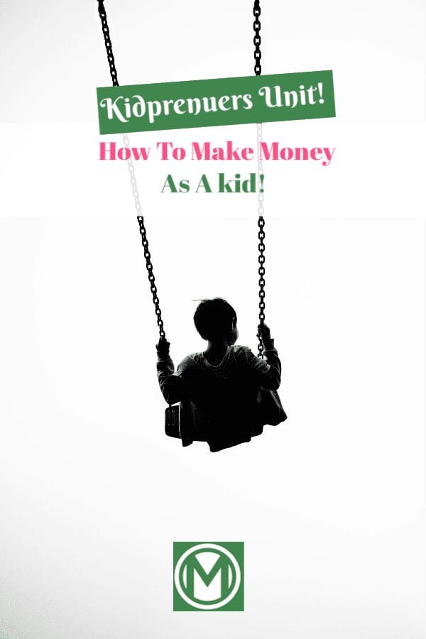 Are you a kidpreneur? Do you have money minded children? Do your kids have money making ideas? Here are the 12 best ways to make money as a kid.