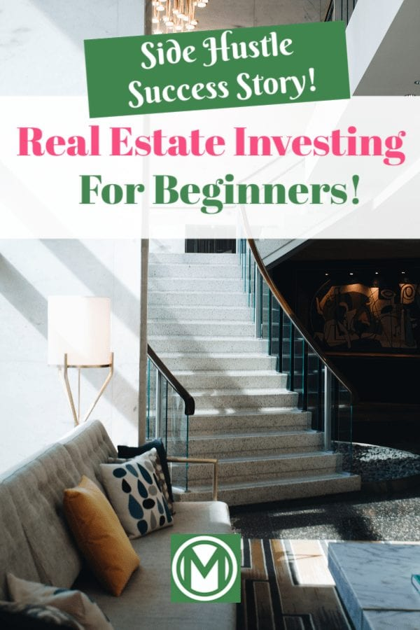 Our friend Rich from RichOnMoney introduces his real estate Investing for beginners. Take note because he currently has20 single family rental homes that are all paid off!